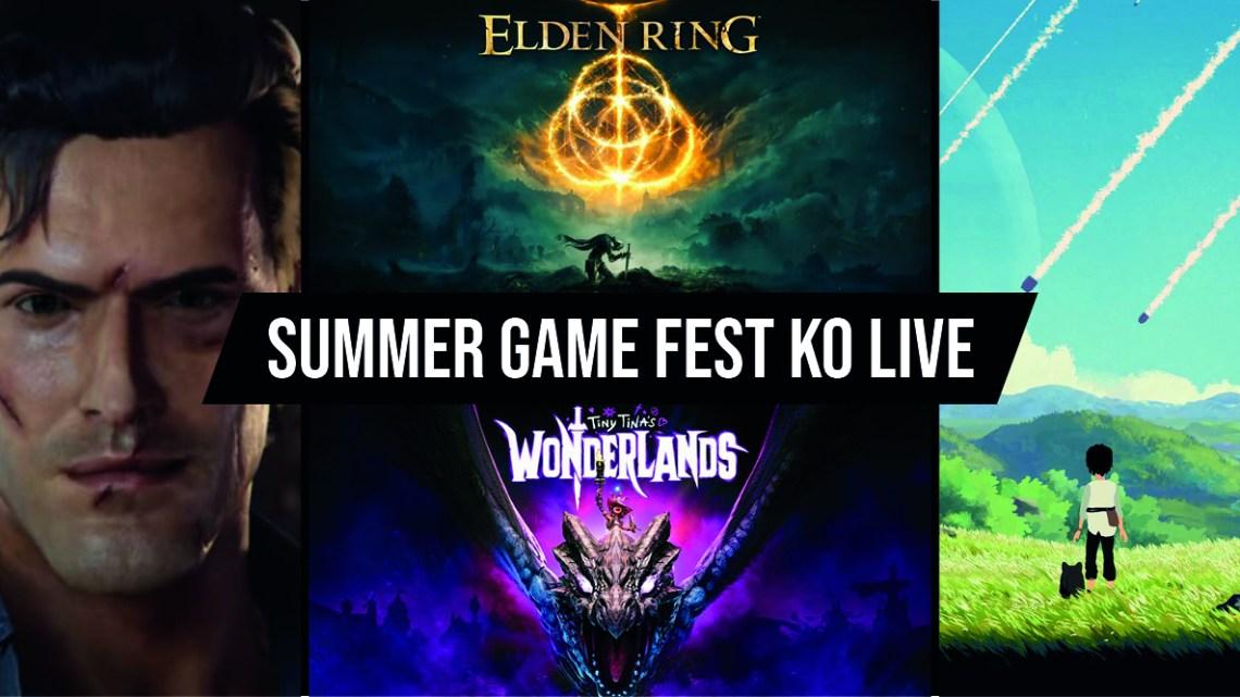 Summer Game Fest KickOff Live : le récap