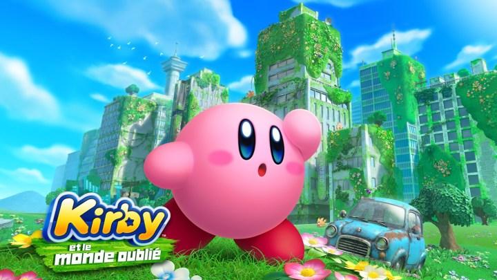 Nintendo annonce Kirby et le Monde Oublié