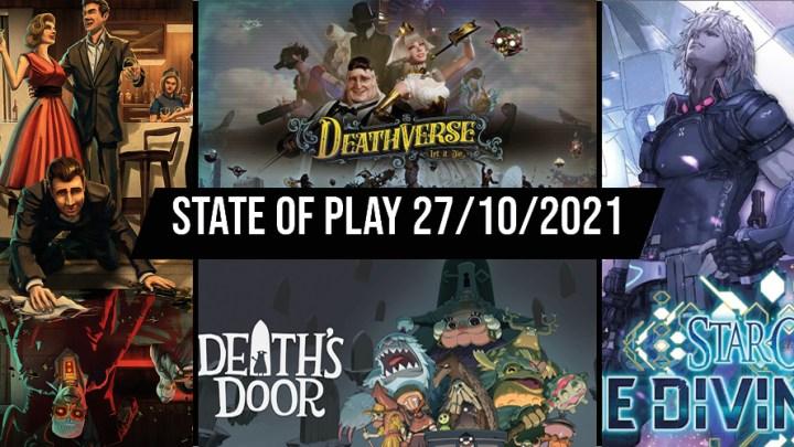 State of Play du 27/10/2021 : le récap