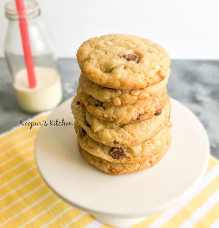 vegan chocochip cookies