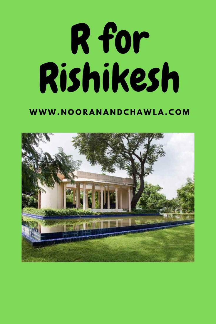 R for Rishikesh