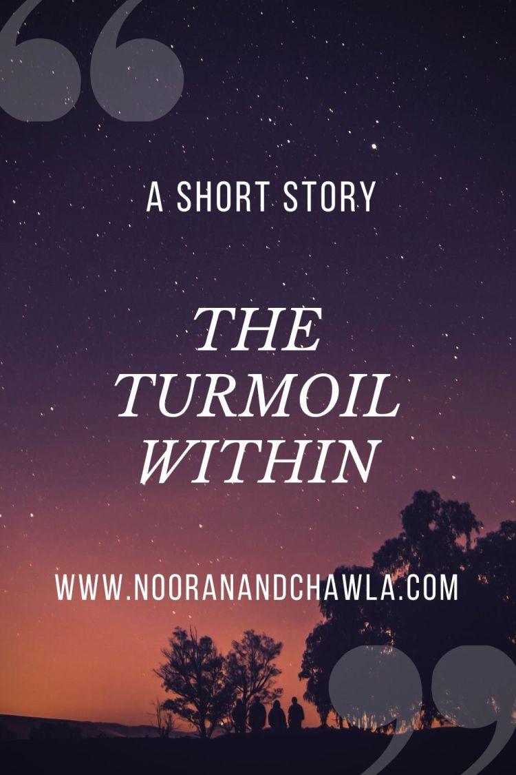 THE TURMOIL WITHIN