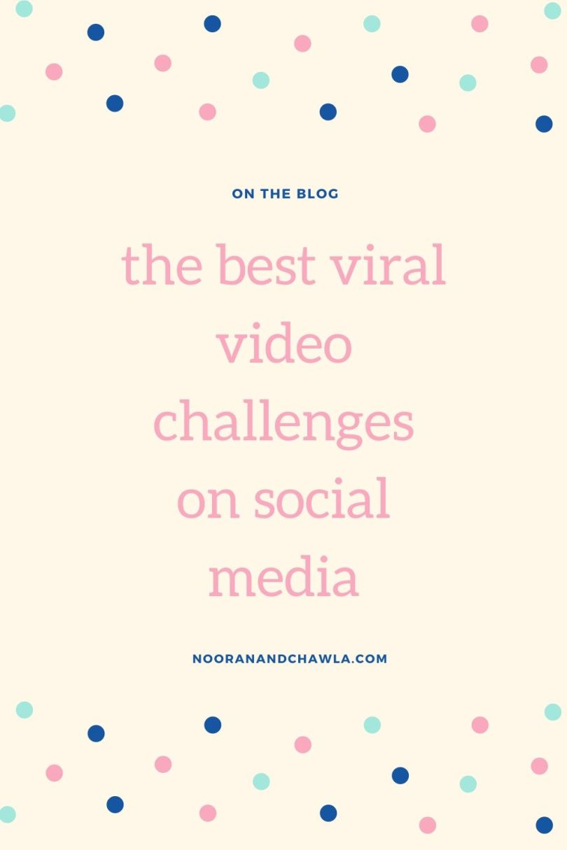 the best viral video challenges on social media