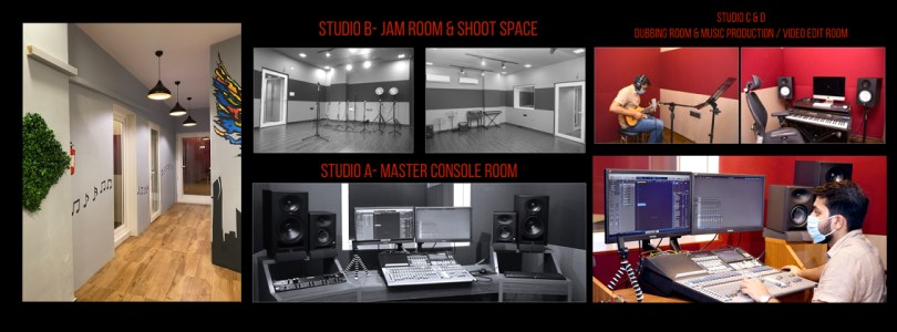 Best Recording Studio in Delhi