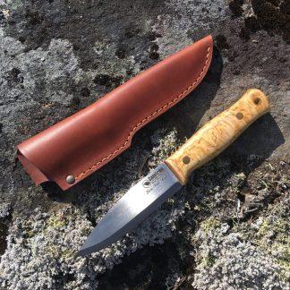 Het beste Bushcraft mes ooit, Het Lars Fält Bushcraft mes