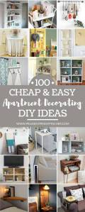 Apartment Decor Ideas Lovely 100 Cheap and Easy Diy Apartment Decorating Ideas
