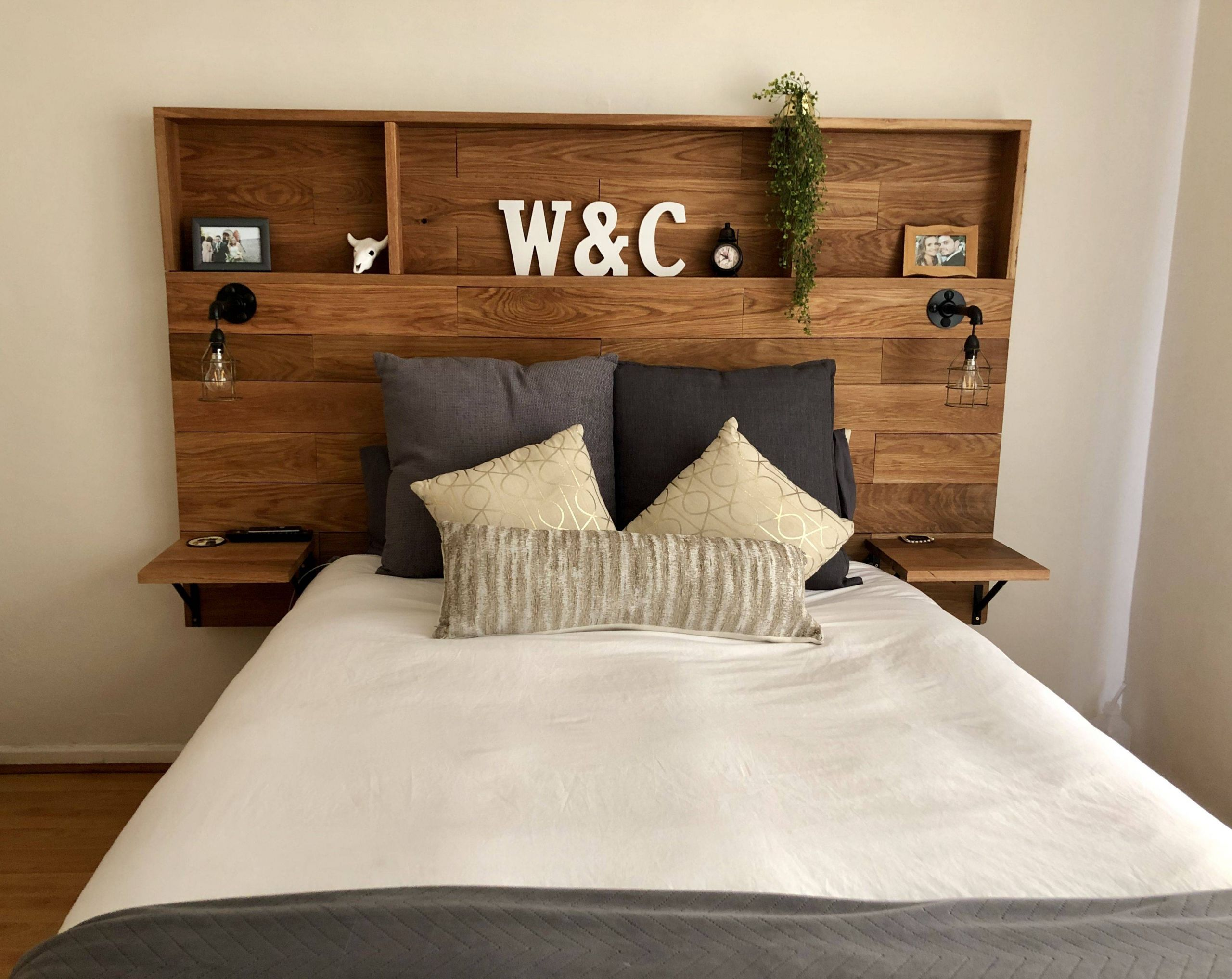 awesome headboards home diy