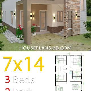 Beautiful Bhk Duplex House Plan Best Of 470 Best Elevation Images In 2020