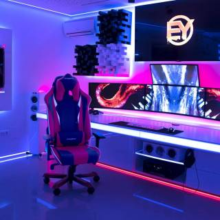 Cool Room Setups Awesome My Setup Of 2018 In 2020