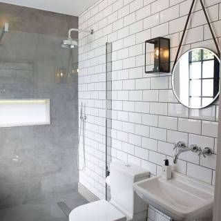 Decorating Small Bathrooms Awesome Lovely Outdoor toilet