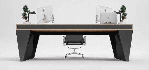 Desk Design Luxury Os1 Executive Desk Design Bureau Odesd2 In 2020