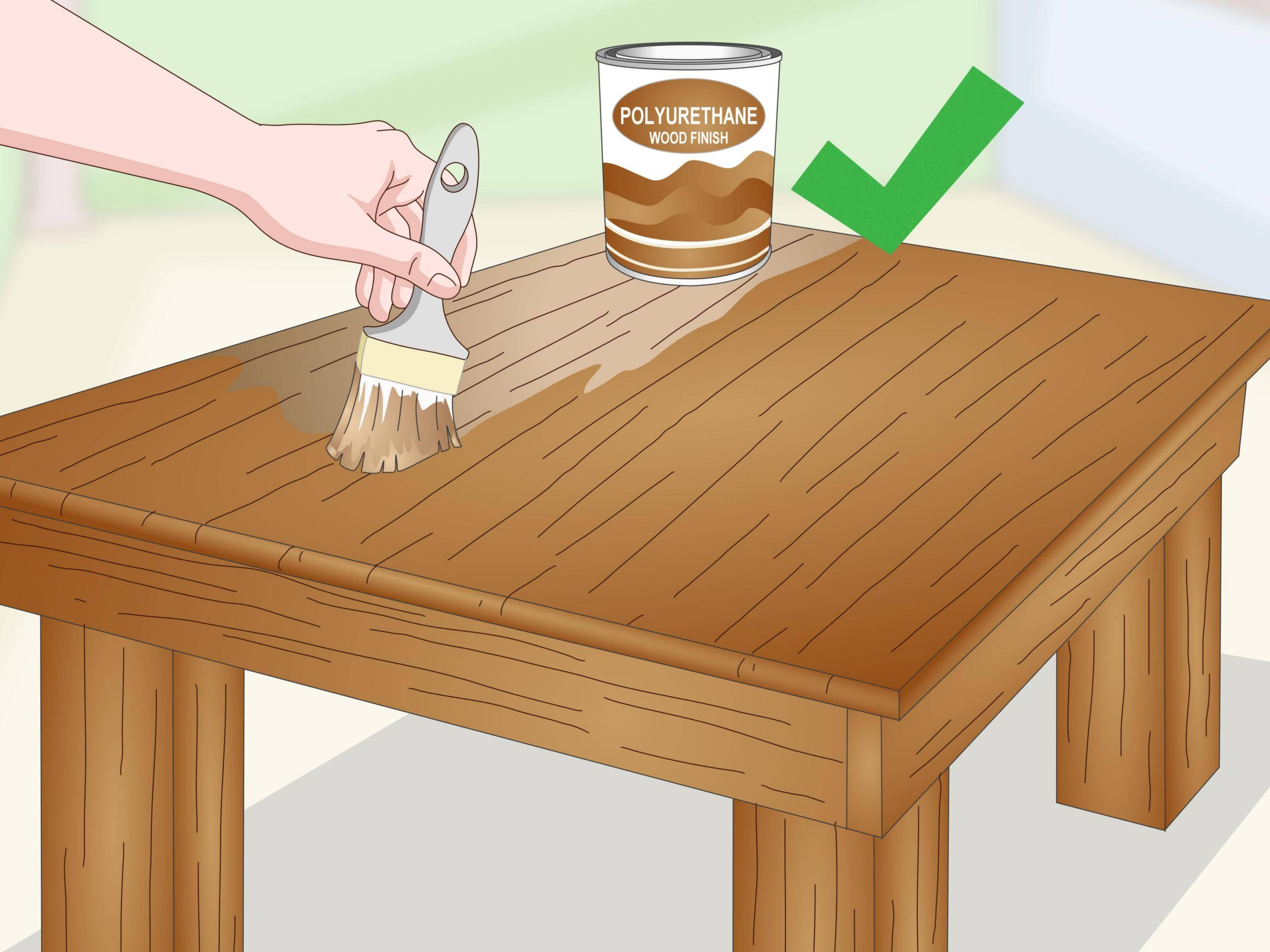 Build a Coffee Table Step 18