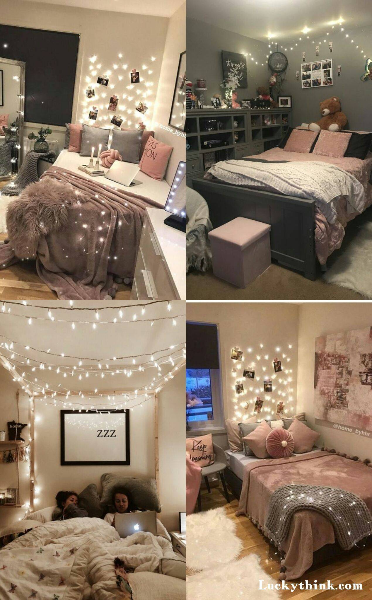 Little Girls Bedroom Home Diy