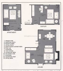 Room Layout Awesome L Shaped Living Room Dining Room Furniture Layout 6