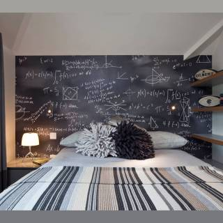 Teen Rooms Beautiful Blackboard Wall