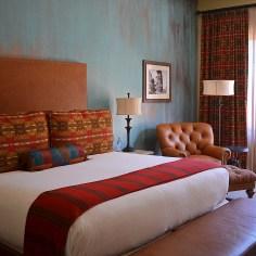 Kiva Lodge Bed Room