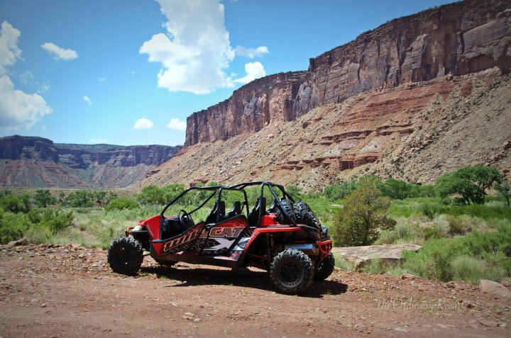 Sightseeing: Gateway, Colorado by UTV
