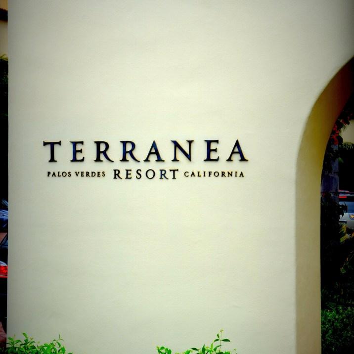 Entrance to Terranea