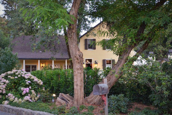 Farmhouse Inn ~ Forestville, CA