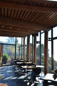 View From Sierra Mar Restaurant