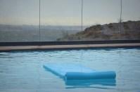 Adult Pool Overlooking Valley