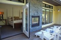 Luxury Barn Room Deck