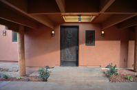 Casita Entrance