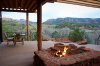 View from Firepit
