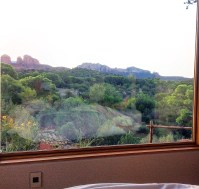 View from Bed