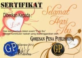 sertifikat event puisi ibu