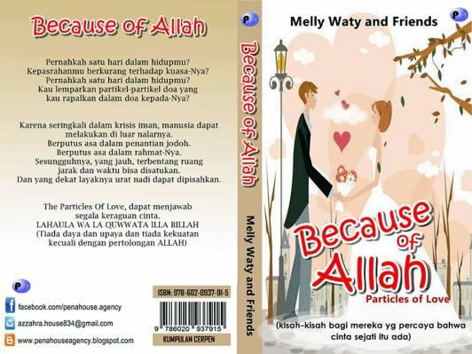 606.because of allah