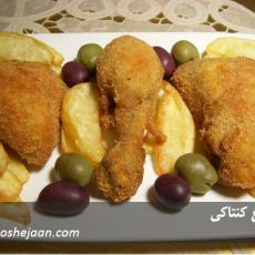 kentucky chicken مرغ کنتاکی
