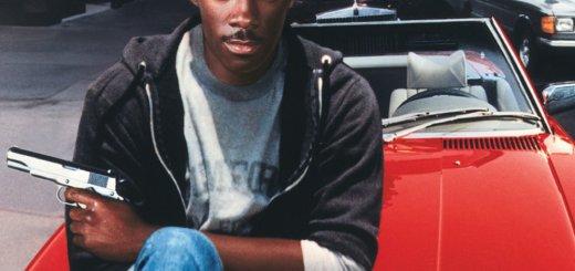 """Plakat von """"Beverly Hills Cop - Ich lös' den Fall auf jeden Fall"""""""