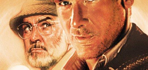 """Plakat von """"Indiana Jones und der letzte Kreuzzug"""""""