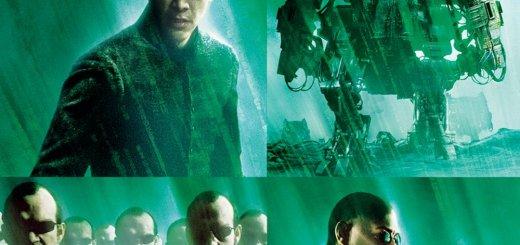 "Plakat von ""Matrix Revolutions"""