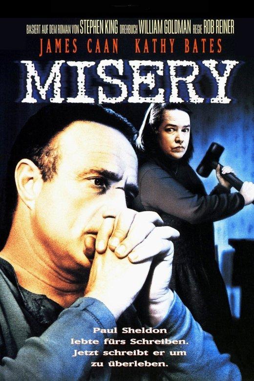 """Plakat von """"Misery"""""""