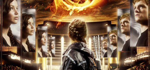 """Plakat von """"Die Tribute von Panem - The Hunger Games"""""""