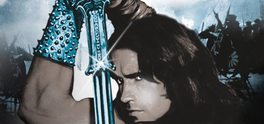 """Plakat von """"Conan, der Barbar"""""""