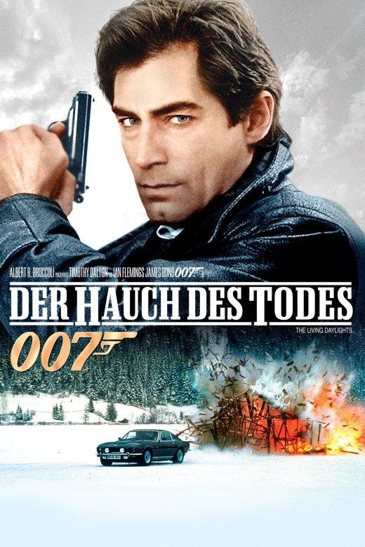 """Plakat von """"James Bond 007 - Der Hauch des Todes"""""""