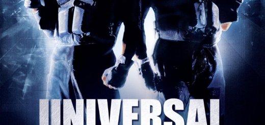 """Plakat von """"Universal Soldier"""""""