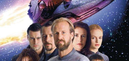 """Plakat von """"Lost in Space"""""""