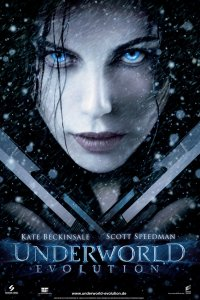"Plakat von ""Underworld: Evolution"""