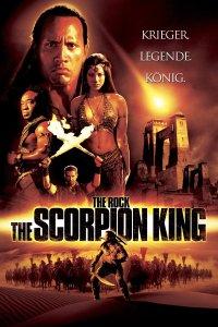 "Plakat von ""The Scorpion King"""