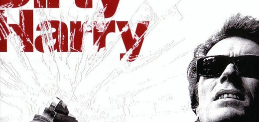 """Plakat von """"Dirty Harry"""""""