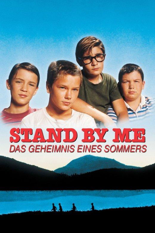 """Plakat von """"Stand By Me - Das Geheimnis eines Sommers"""""""