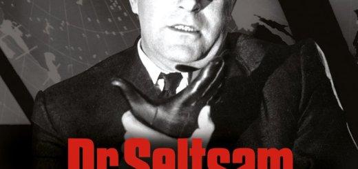 """Plakat von """"Dr. Seltsam oder: Wie ich lernte, die Bombe zu lieben"""""""