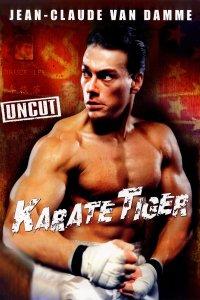 """Plakat von """"Karate Tiger"""""""