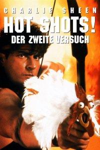 """Plakat von """"Hot Shots! Der zweite Versuch"""""""
