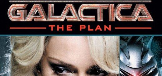 """Plakat von """"Battlestar Galactica: The Plan"""""""