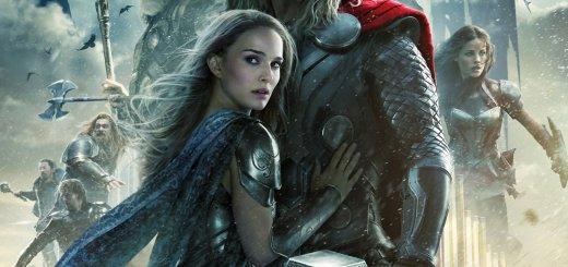 """Plakat von """"Thor - The Dark Kingdom"""""""